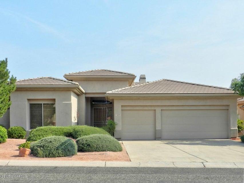 677  Crown Ridge Rd Sedona, AZ 86351