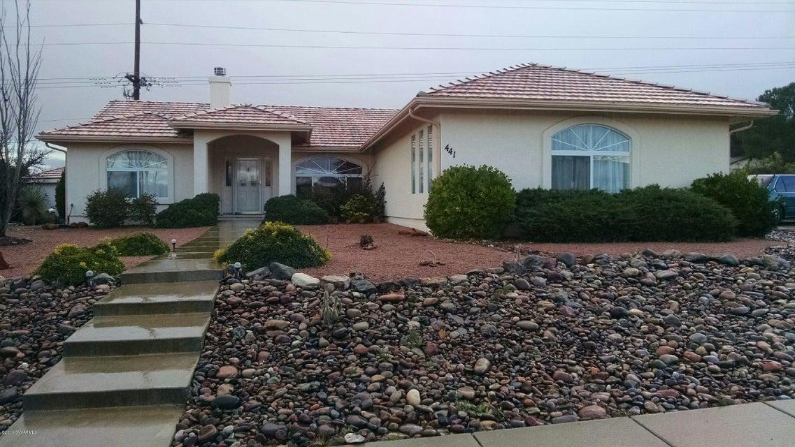 441  Casner Drive Clarkdale, AZ 86324