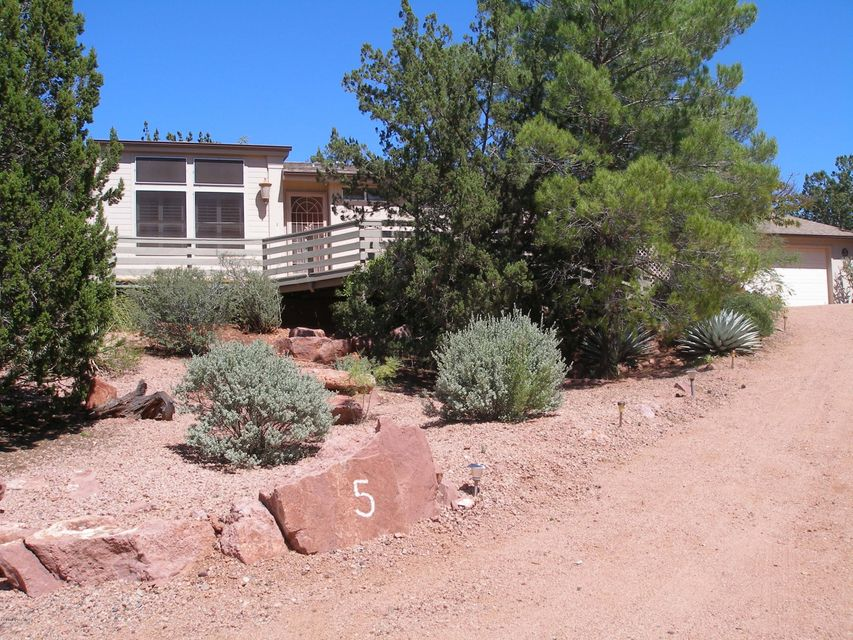 5 Yellow Sky Way Sedona, AZ 86336