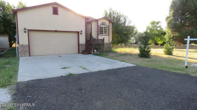 3575 E Rimrock Drive Rimrock, AZ 86335