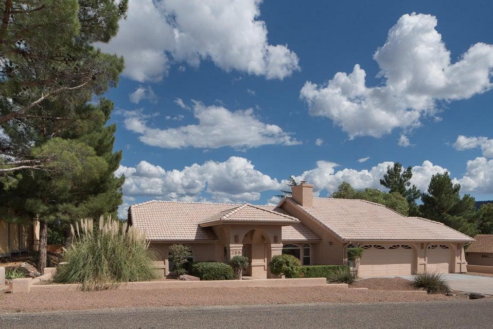 255  Arch Drive Sedona, AZ 86351