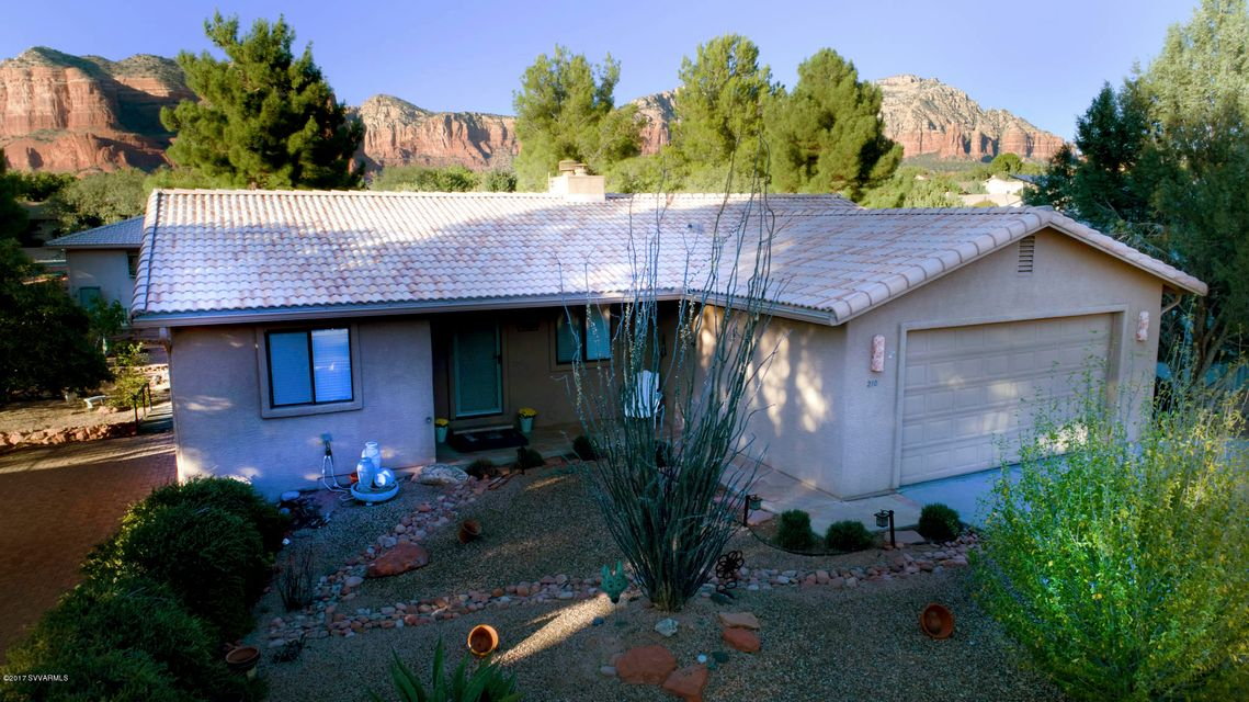 210  Concho Drive Sedona, AZ 86351