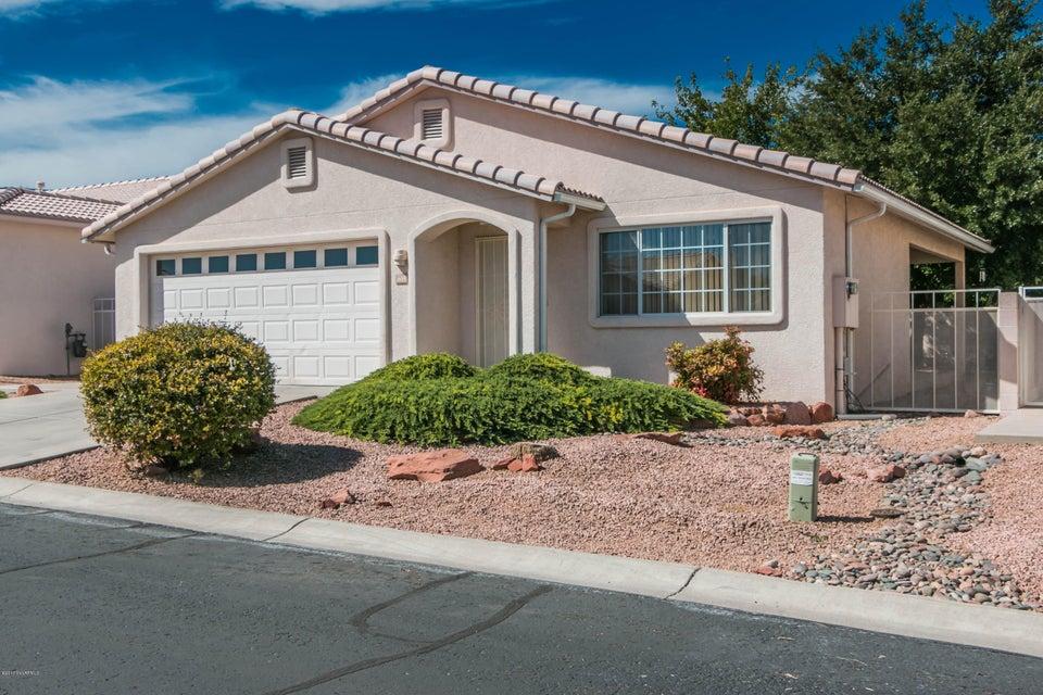 633  Silver Springs Circle Cottonwood, AZ 86326