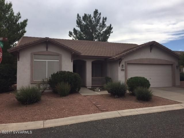 1785 W Dart Circle Cottonwood, AZ 86326