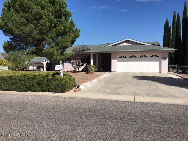2161  Liough Drive Clarkdale, AZ 86324