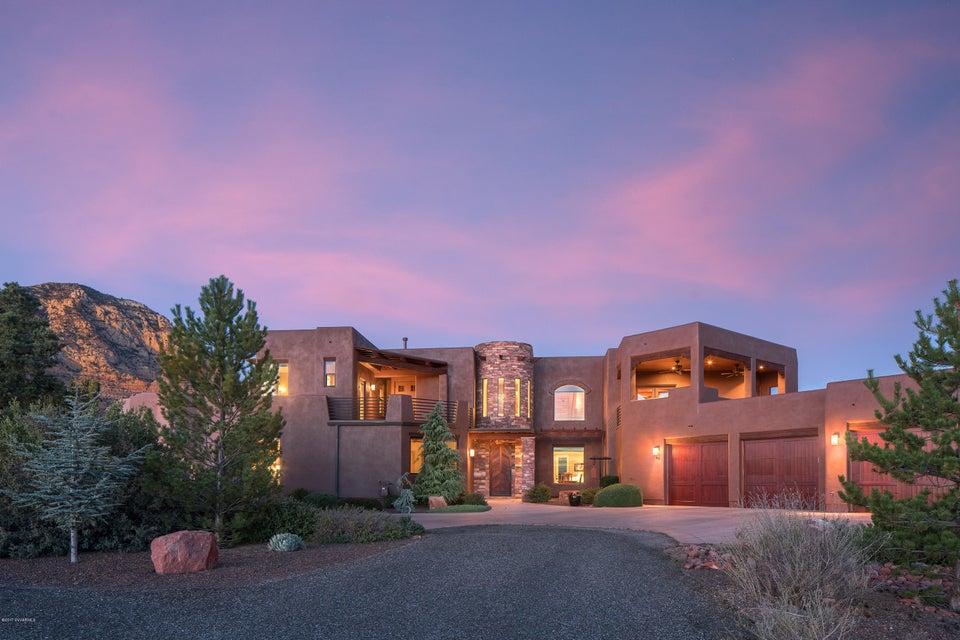 40  Spring House Drive Sedona, AZ 86336