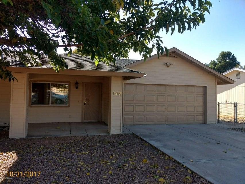 4533 E Del Rio Drive Cottonwood, AZ 86326