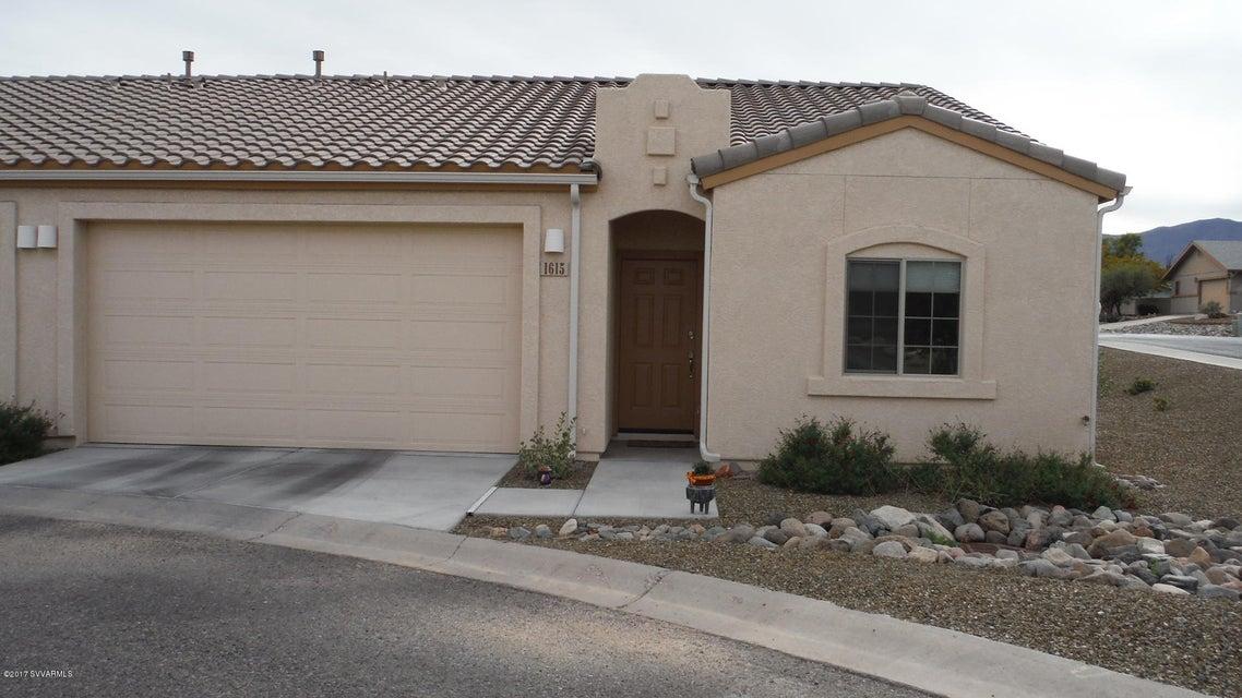 1615  Entrada Drive Cottonwood, AZ 86326