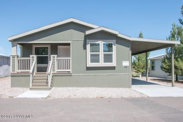 2050 W State Route 89A #52 Cottonwood, AZ 86326
