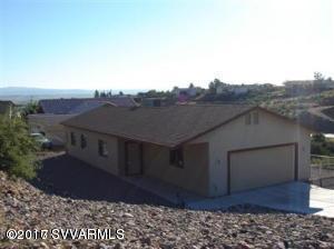 1679 S Destry Lane Cottonwood, AZ 86326