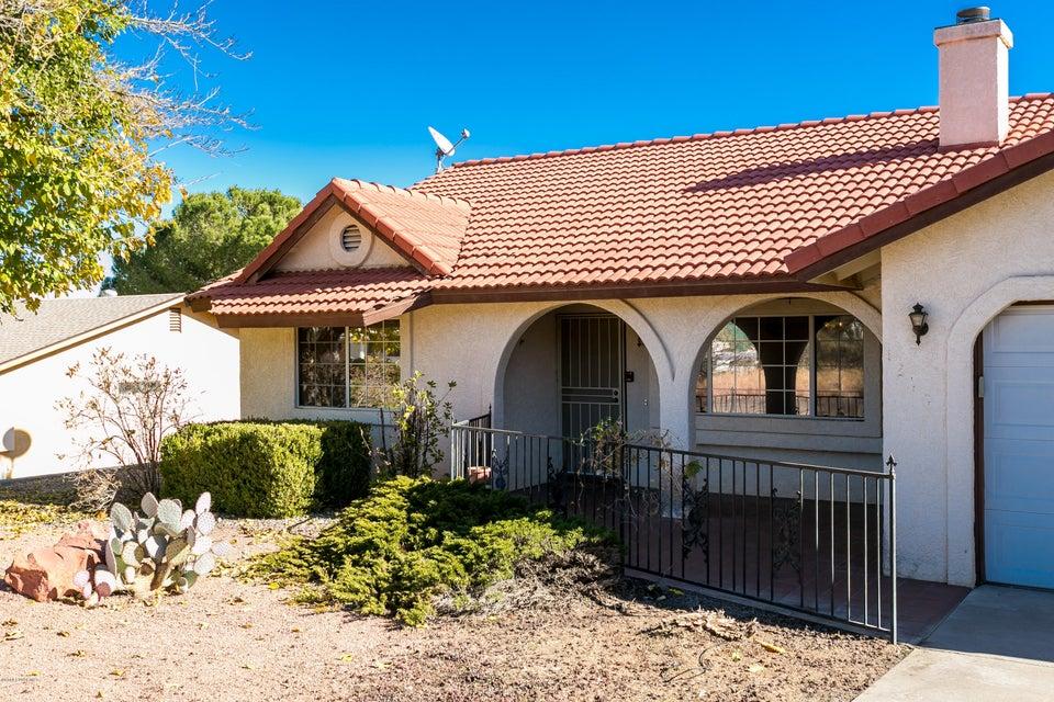 1245 S Settlers Circle Cottonwood, AZ 86326