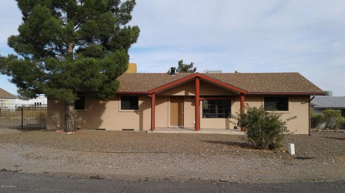1265 S Hammer Circle Cottonwood, AZ 86326