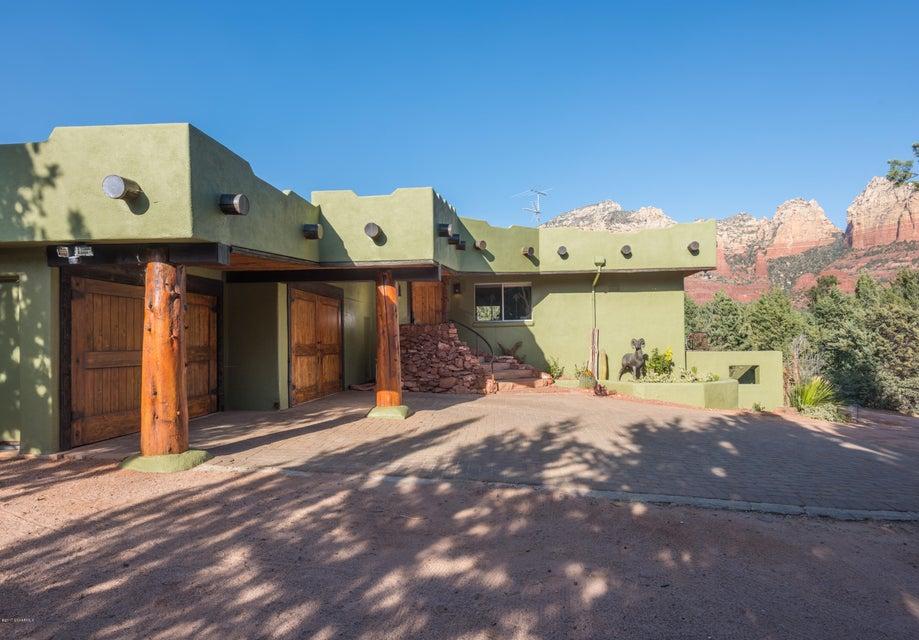 315 Coronado Tr Sedona, AZ 86336