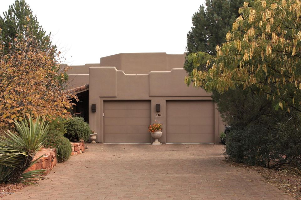 110  Fox Trail Loop Sedona, AZ 86351
