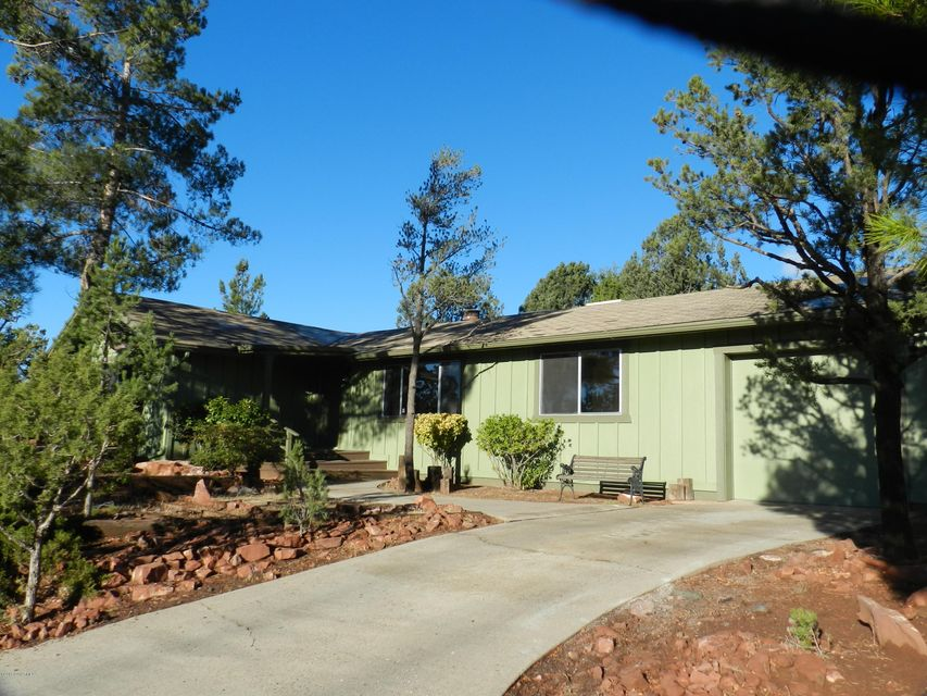 15  Pony Soldier Circle Sedona, AZ 86336