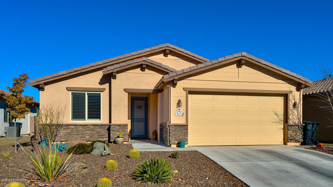 507  Horseshoe Bend Circle Cottonwood, AZ 86326