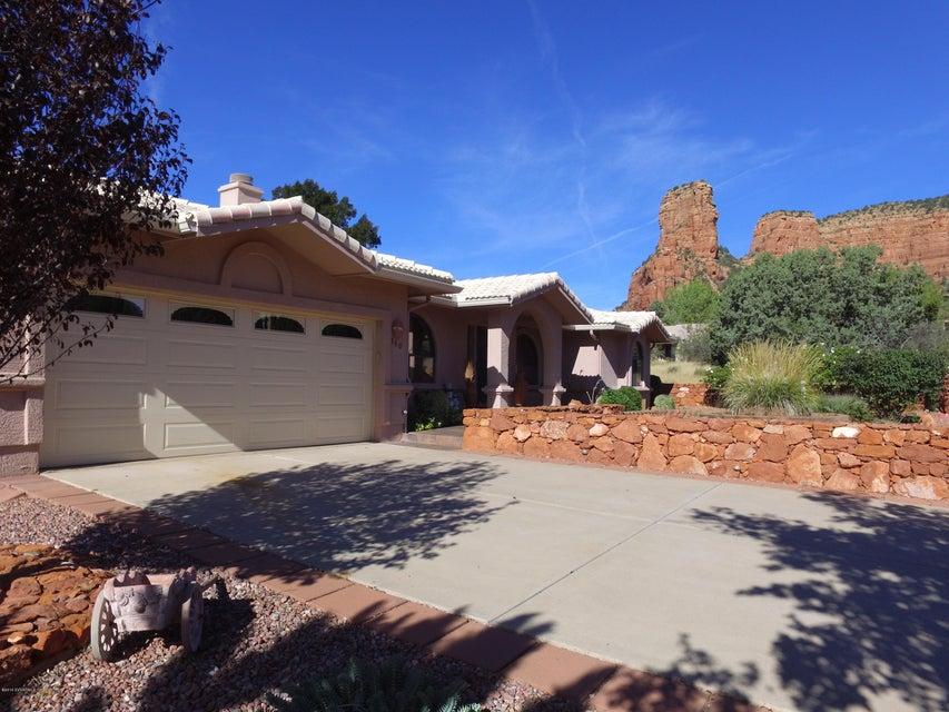 160  Arch Drive Sedona, AZ 86351