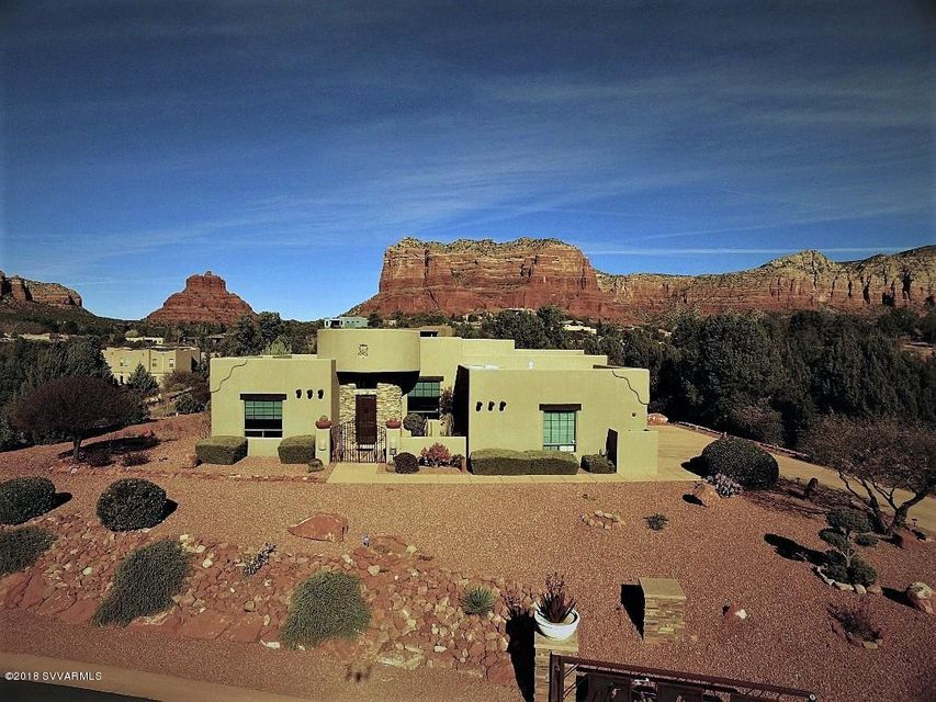 10  High View Drive Sedona, AZ 86351