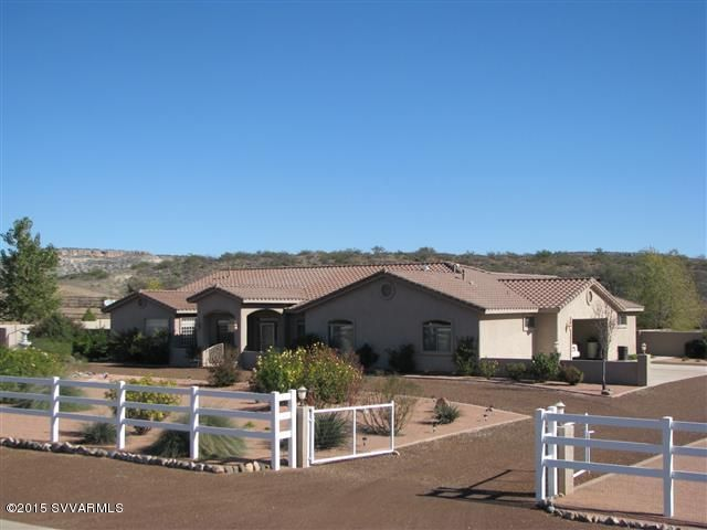 1901 S Summit View Circle Camp Verde, AZ 86322