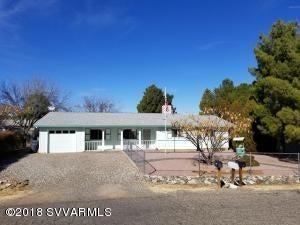 4364  Rebel Circle Cottonwood, AZ 86326