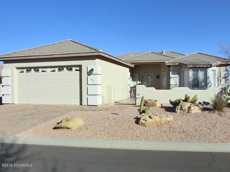 863 S Santa Fe Tr Cornville, AZ 86325