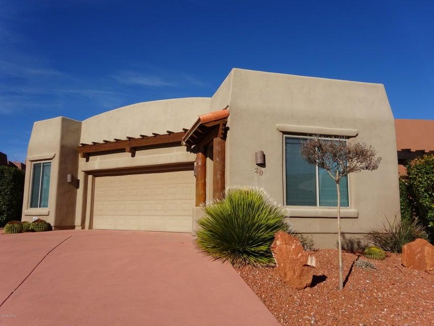 20  Starview Court Sedona, AZ 86351