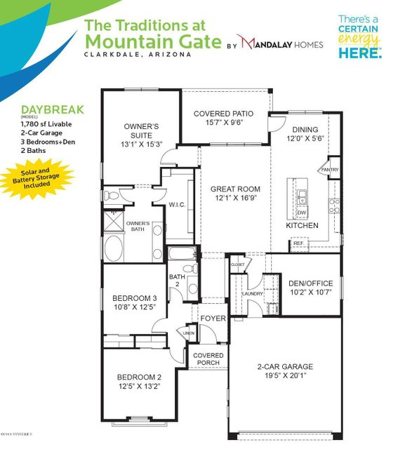 551  Ruffner Lane Clarkdale, AZ 86324
