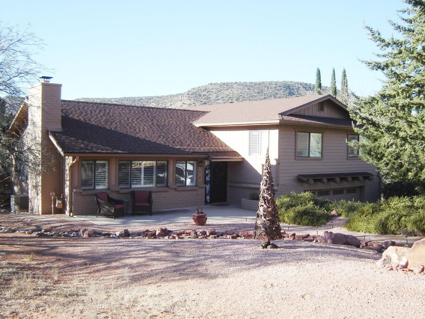 65  Soldier Basin Drive Sedona, AZ 86351