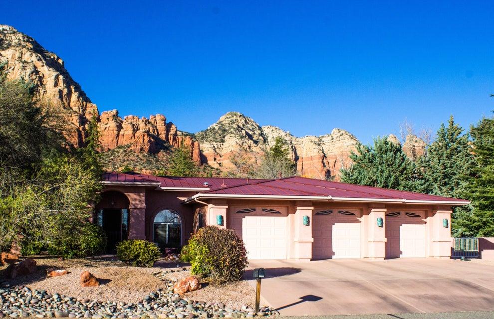 10  Homestead Rd Sedona, AZ 86336