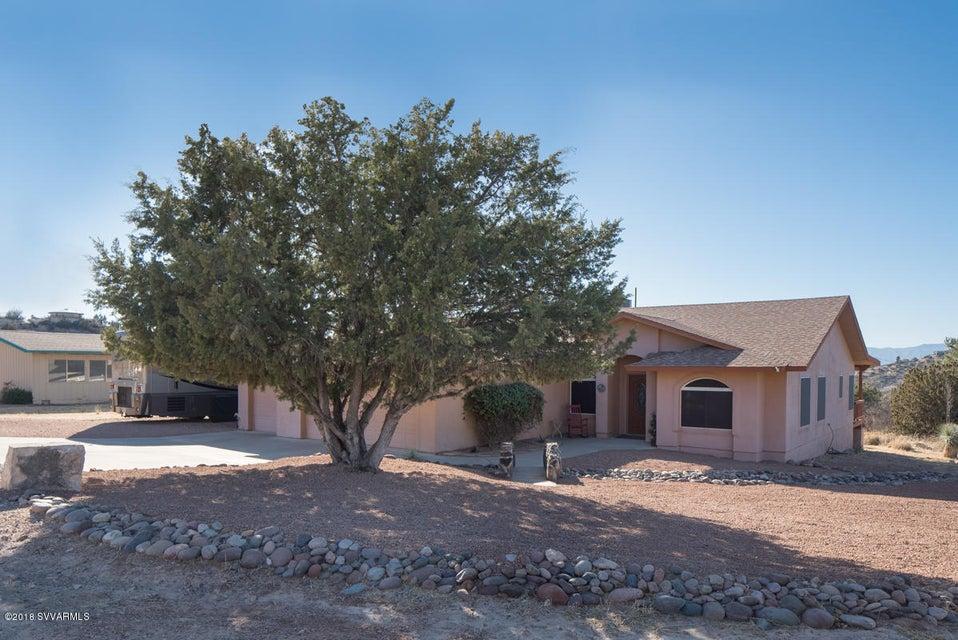 4680 N Paiute Tr Rimrock, AZ 86335