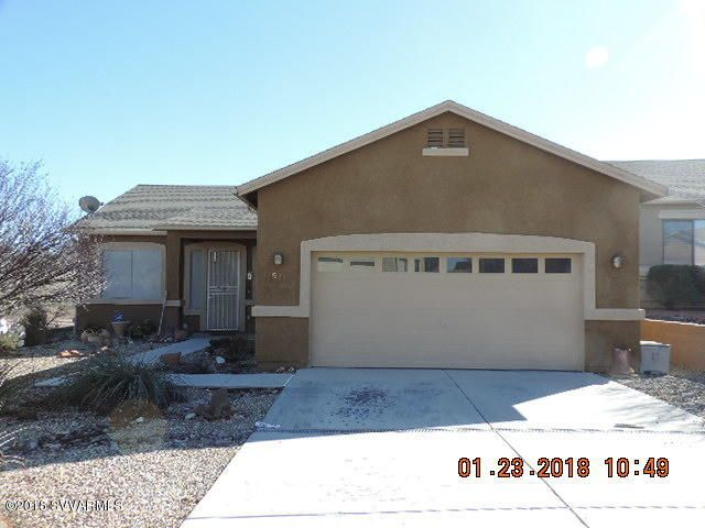 511 W Saddle Creek Drive Camp Verde, AZ 86322