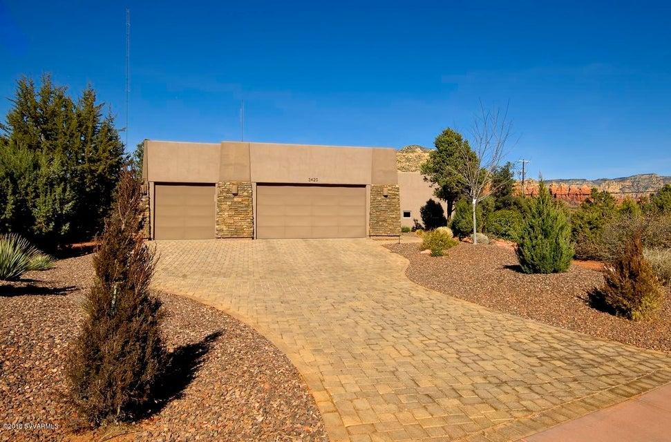 3420  Navoti Drive Sedona, AZ 86336