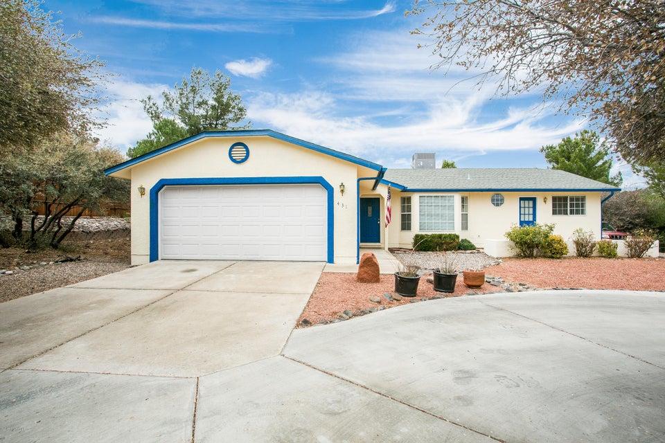 431 E Rancho Vista Way Cottonwood, AZ 86326