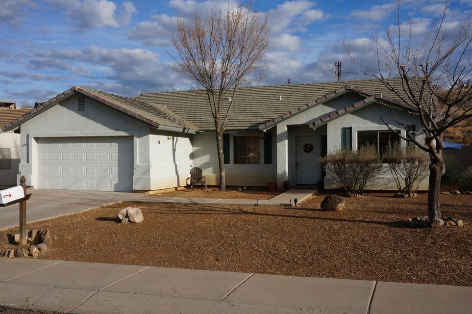 697 S Azure Drive Camp Verde, AZ 86322