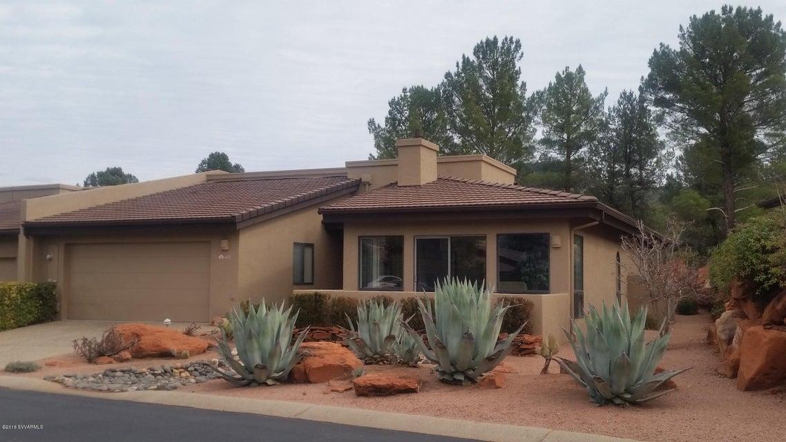 437  Tanglewood Tr Sedona, AZ 86351