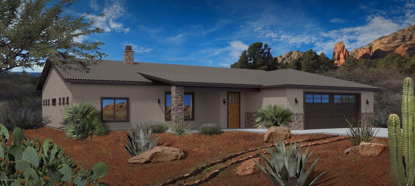 45 Longwood Drive Sedona, AZ 86351