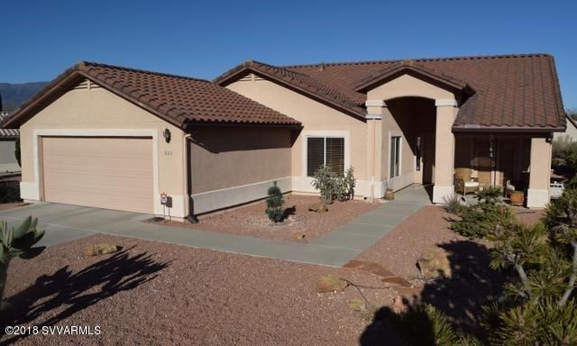 880 S Cedar Ridge Court Cornville, AZ 86325