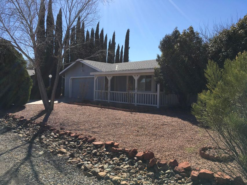 1938 S Rancho Manana Circle Cottonwood, AZ 86326