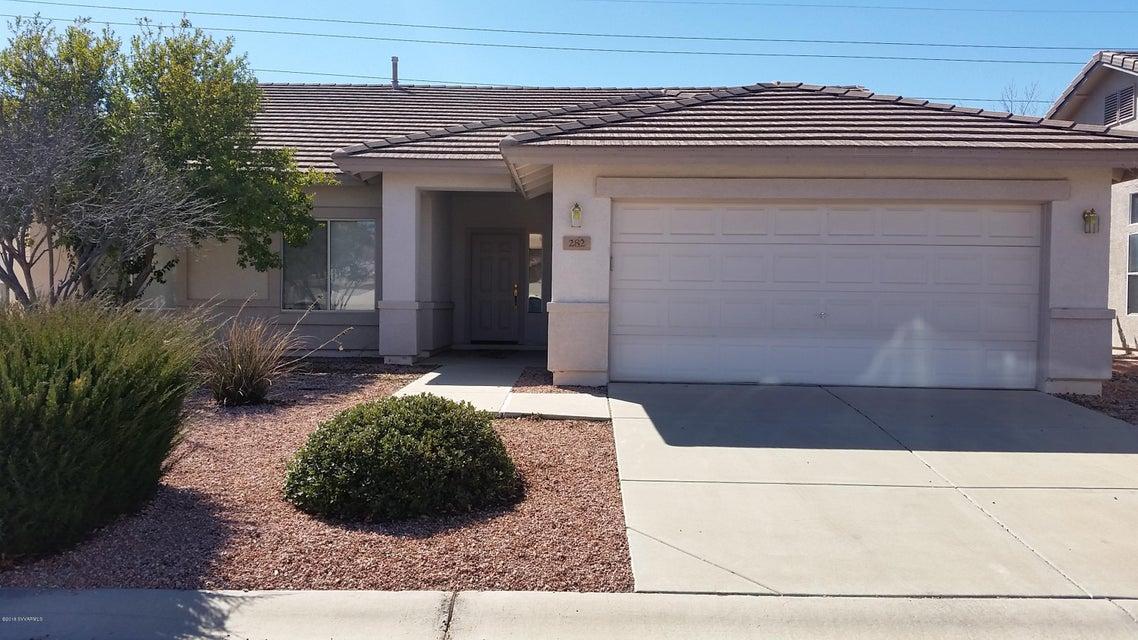 282 S Wild Horse Way Cottonwood, AZ 86326
