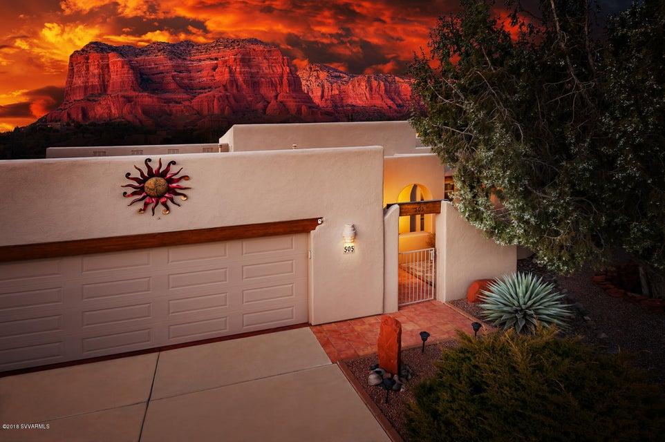 505  Concho Drive Sedona, AZ 86351