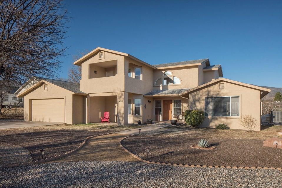 1420 S Mountain View Drive Cottonwood, AZ 86326