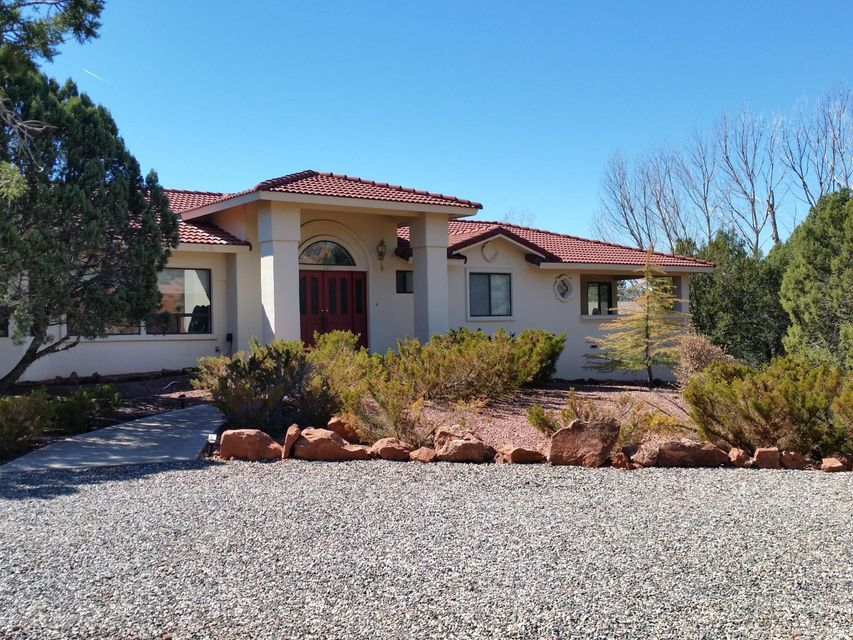 225 Deer Trail Drive Sedona, AZ 86336