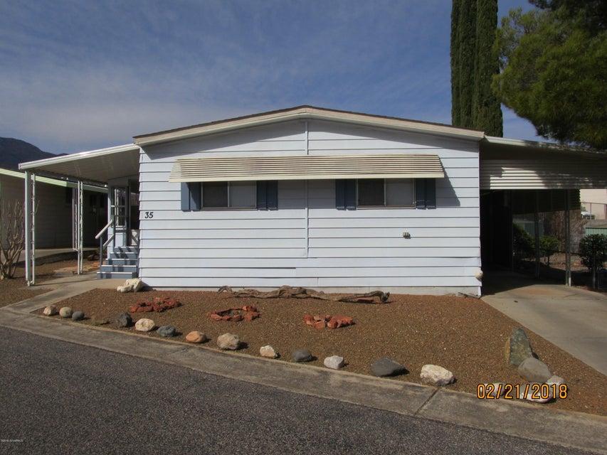 325 W State Route 89-a #35 Cottonwood, AZ 86326