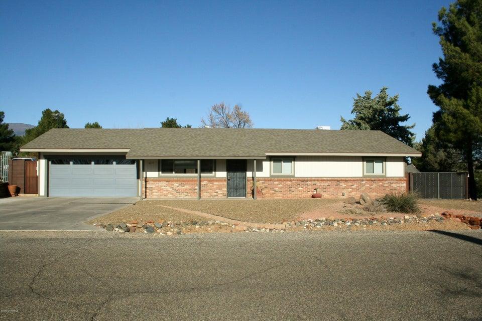 4216  Wild Stallion Tr Cottonwood, AZ 86326