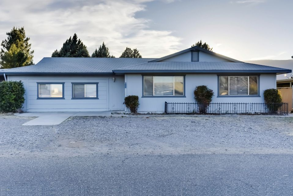 2594 S Mountain View Drive Cottonwood, AZ 86326