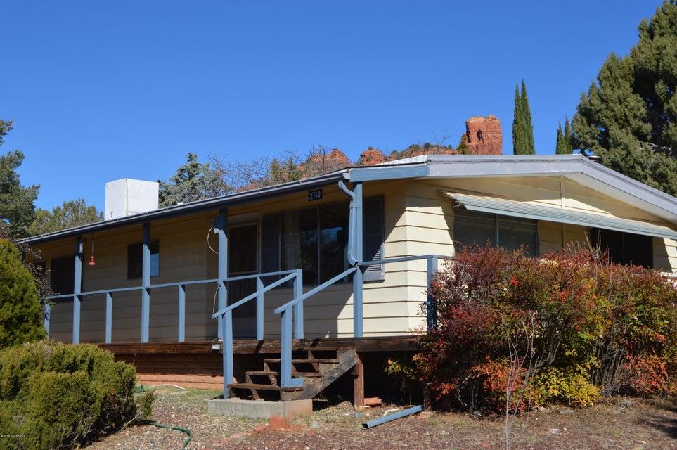 2740  Thunder Mountain Rd Sedona, AZ 86336