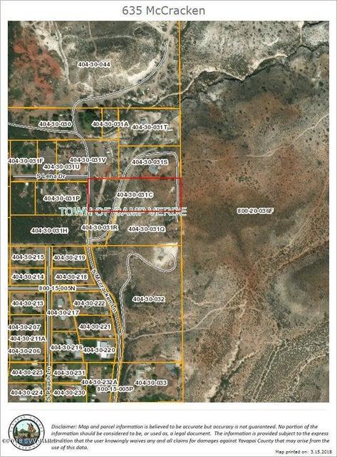 635 S Mccracken Camp Verde, AZ 86322