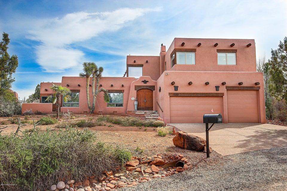 300  Fawn Drive Sedona, AZ 86336