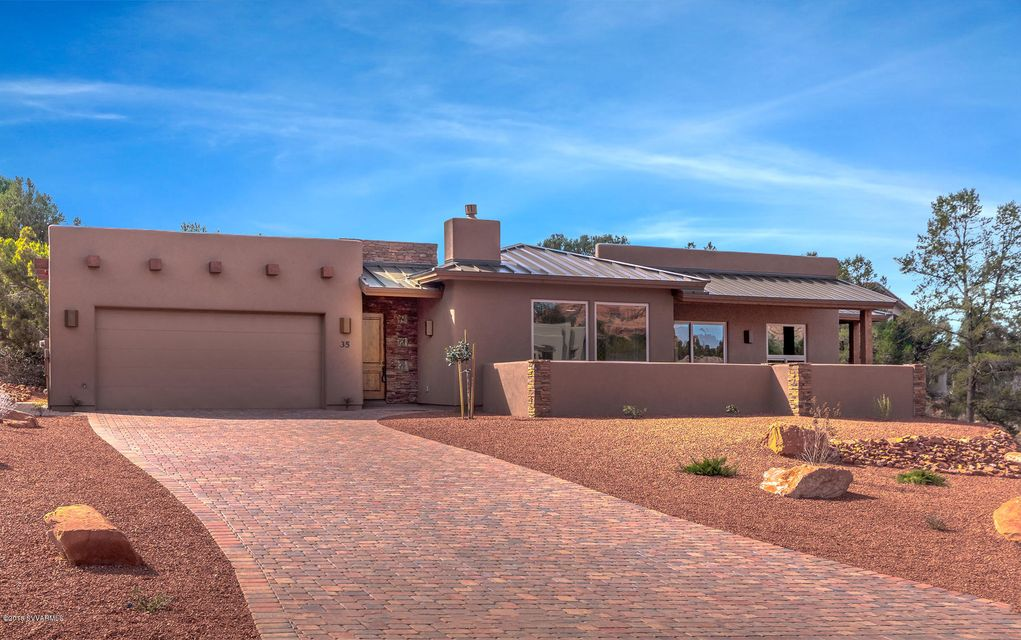35  Overlook Way Sedona, AZ 86351