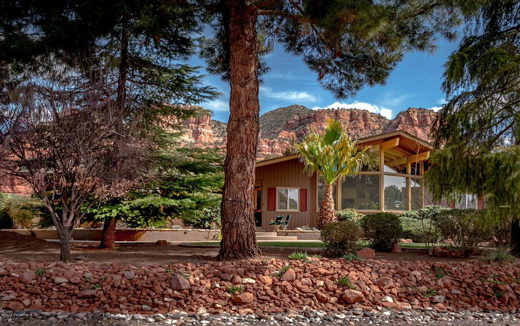 10  Box Canyon Rd Sedona, AZ 86351